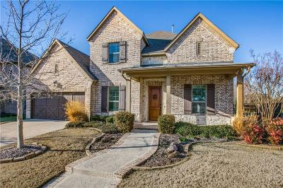 Frisco Single Family Home Active Option Contract: 13590 Mossvine Drive