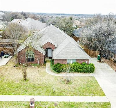 Denton Single Family Home For Sale: 1508 Palo Verde Drive