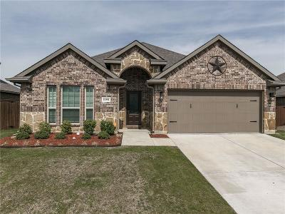 Wylie TX Single Family Home Active Option Contract: $275,000