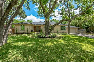 Dallas Single Family Home For Sale: 9606 Losa Drive