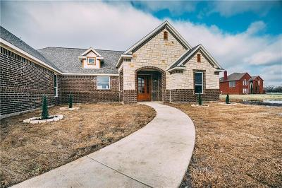 Seagoville Single Family Home For Sale: 910 Combine Road