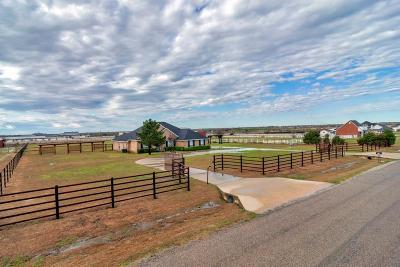 Haslet Single Family Home Active Contingent: 309 Ridge Country Road