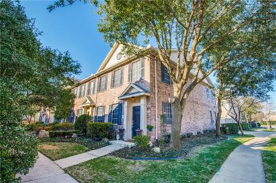 McKinney Townhouse For Sale: 4941 Stone Gate Trail