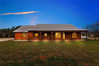 Graham Single Family Home For Sale: 6078 State Highway 16 S