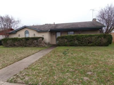 Garland Residential Lease For Lease: 1722 Glouchester Drive