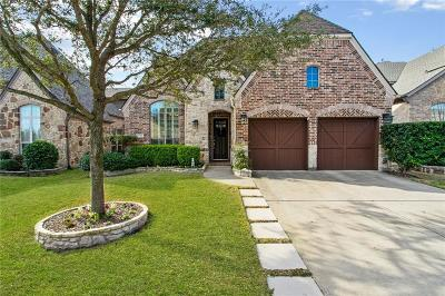 McKinney Single Family Home For Sale: 7709 Roland Drive