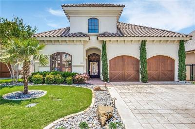 Farmers Branch Single Family Home For Sale: 3608 Vineyard Way