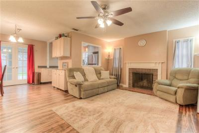 Single Family Home For Sale: 6401 Calmont Avenue