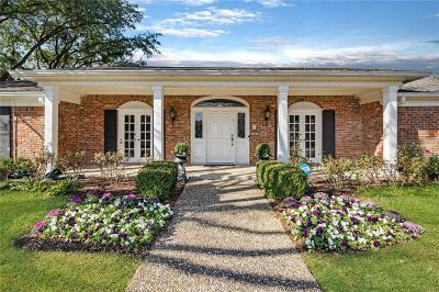 Dallas County Single Family Home Active Option Contract: 7007 Pemberton Drive