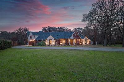 Southlake Single Family Home Active Option Contract: 1515 N Carroll Avenue
