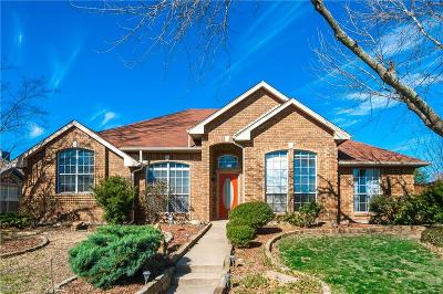 Allen Single Family Home For Sale: 700 Pulitzer Lane