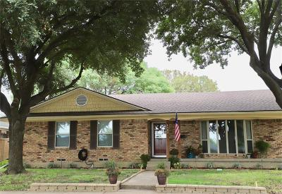 McKinney Single Family Home For Sale: 1507 Wysong Drive
