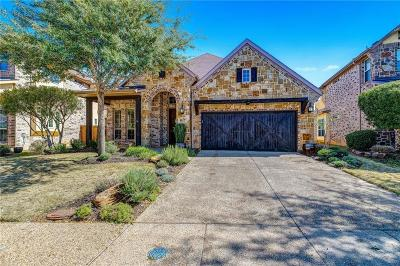 Grapevine Single Family Home Active Option Contract: 4679 Trevor Trail