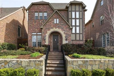 Dallas Single Family Home For Sale: 1006 Shadyside Lane
