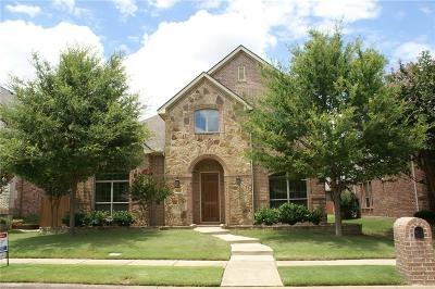 Allen Single Family Home For Sale: 924 Panther Lane