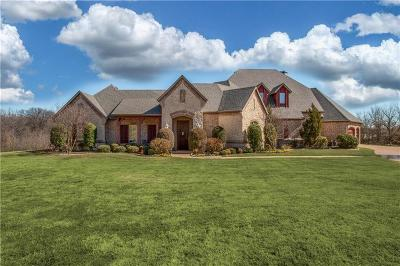 Keller Single Family Home Active Option Contract: 509 Holly Court