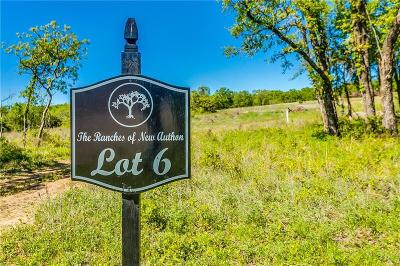 Weatherford Farm & Ranch For Sale: Lot 6 Rona Lane