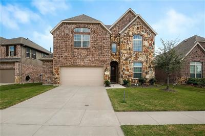 McKinney Single Family Home Active Option Contract: 10521 Musketball Place