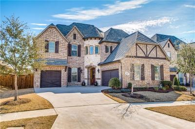 Frisco Single Family Home For Sale: 5614 Highflyer Hills Trail