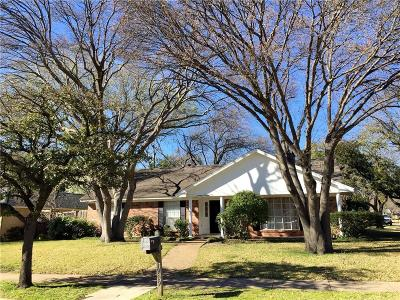 Richardson Single Family Home For Sale: 1909 Duke Drive