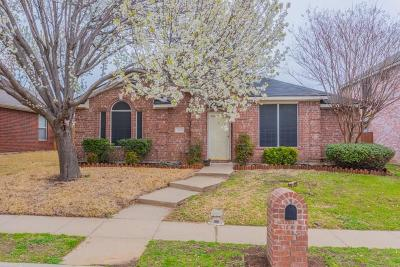 Lewisville Single Family Home For Sale: 1633 Nightingale Drive