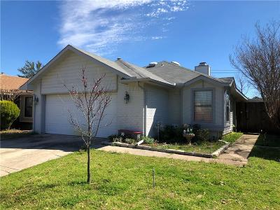 Carrollton Single Family Home For Sale: 2131 Rose Cliff Lane