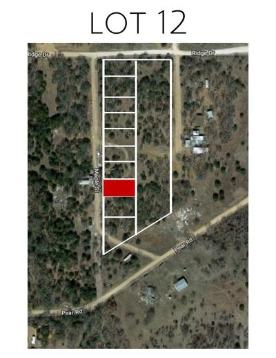 Montague County Residential Lots & Land For Sale: Lot 12 Maple