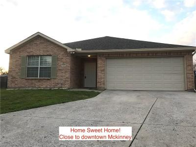 McKinney Single Family Home For Sale: 1401 Paloma Drive