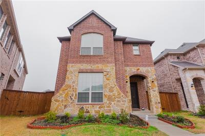 McKinney Single Family Home For Sale: 7200 Pebblecreek Drive