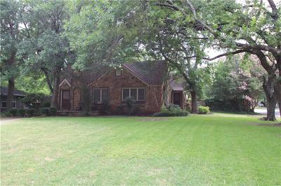 Waxahachie Multi Family Home Active Option Contract