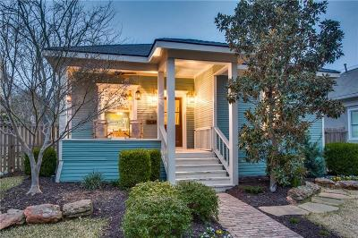 McKinney Single Family Home For Sale: 404 S Parker Street