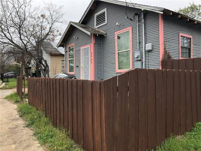 Dallas Single Family Home For Sale: 2904 Frazier Street
