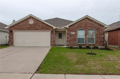 Single Family Home For Sale: 14129 Black Gold Trail