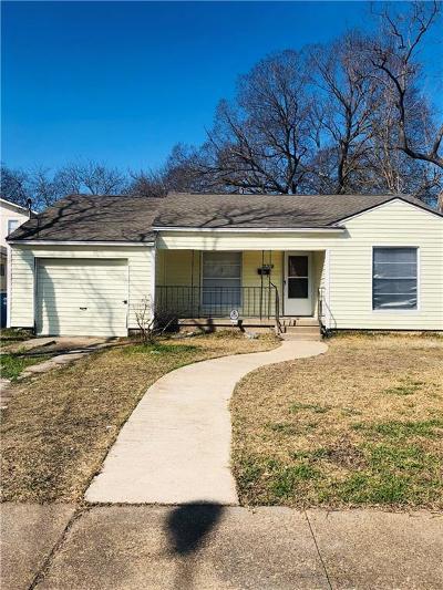 Single Family Home Active Option Contract: 2319 Volga Avenue