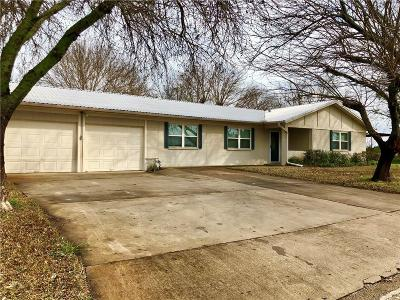 Hamilton TX Single Family Home For Sale: $155,000