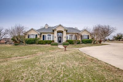 Rockwall Single Family Home For Sale: 993 Equestrian Drive