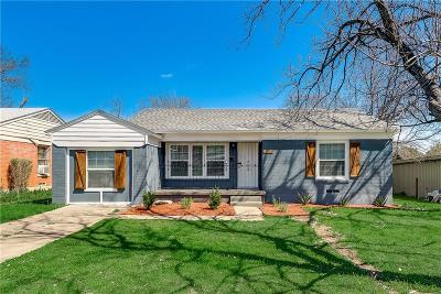 Dallas County, Denton County, Collin County, Cooke County, Grayson County, Jack County, Johnson County, Palo Pinto County, Parker County, Tarrant County, Wise County Single Family Home For Sale: 3522 Maryland Avenue