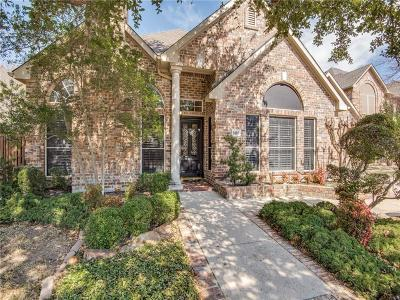 McKinney Single Family Home For Sale: 1409 Rancho Vista Drive