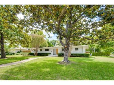 Single Family Home For Sale: 10259 Gooding Drive