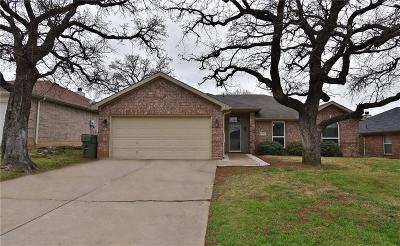 Mansfield Single Family Home Active Option Contract: 2006 Wahoo Drive