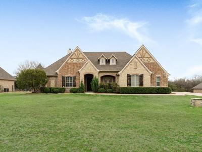 Fort Worth Single Family Home For Sale: 11213 Brady Oaks Court