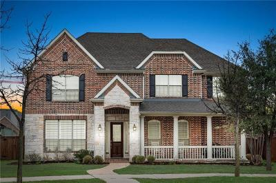 Lewisville Single Family Home Active Contingent: 424 Broken Sword Drive