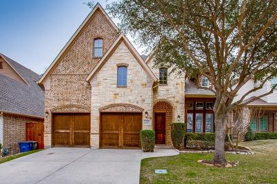 Single Family Home Active Option Contract: 2252 Forest Hollow Park