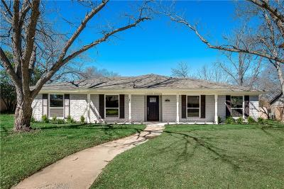 Plano Single Family Home For Sale: 1709 Westridge Drive