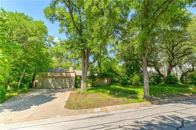 Fort Worth Single Family Home For Sale: 416 Crestwood Drive