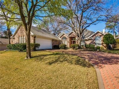 Flower Mound Single Family Home For Sale: 1923 Skelton Street