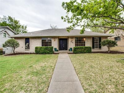 Richardson Single Family Home For Sale: 313 Ridgewood Drive