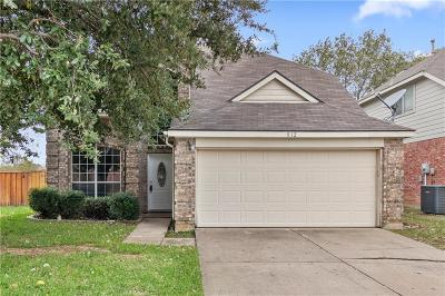 McKinney Single Family Home For Sale: 912 Inland Lane