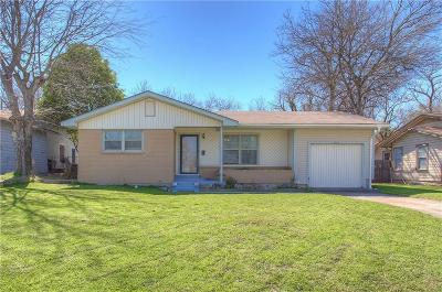 Single Family Home Active Option Contract: 6613 Calmont Avenue