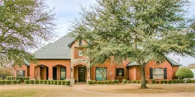 Collin County Single Family Home For Sale: 5003 Copperhill Circle